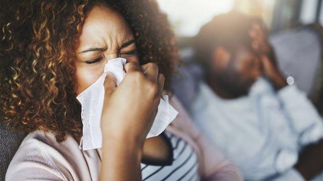 بوی بد دهان ناشی از سینوزیت و ترشحات پشت حلقی