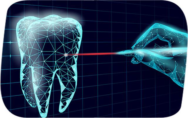 دندانپزشکی لیزری: کاربردها، مزایا و معایب