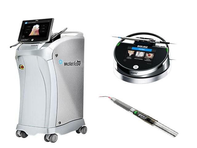 دستگاه لیزر waterlase