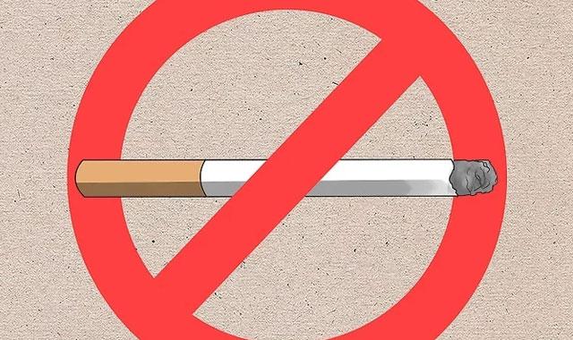 مصرف سیگار و بد بو شدن دهان