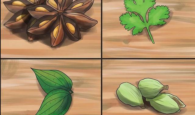 جویدن برخی گیاهان برای خوشبو شدن دهان