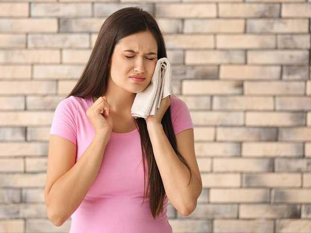 درمان های خانگی دندان درد در دوران حاملگی