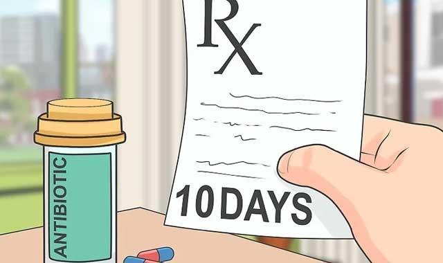 استفاده از آنتی بیوتیک ها