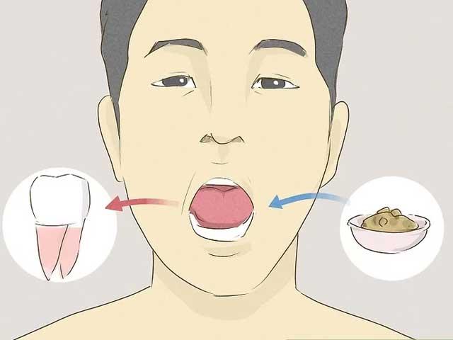 تغییر در نحوه غذا خوردن بعد از کشیدن دندان