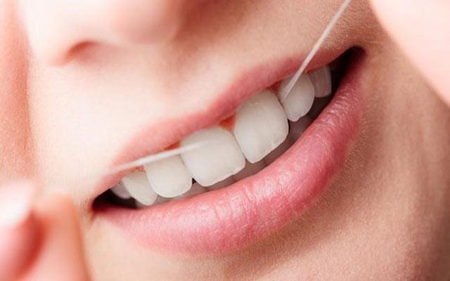 مراقبت از روکش دندان