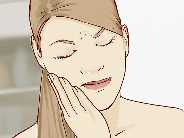 درد ناشی از شکستن دندان