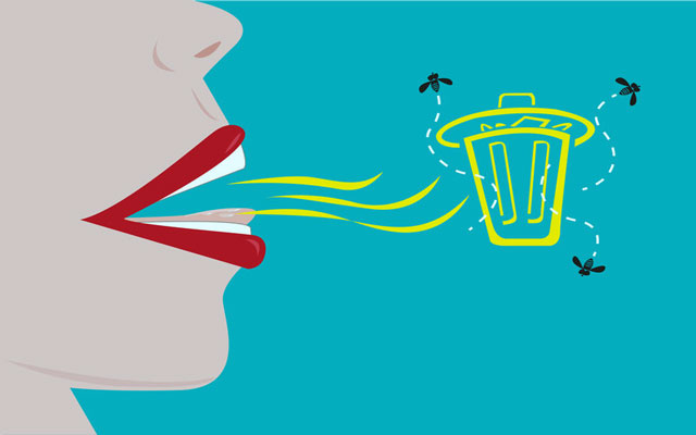 علت بوی مدفوع از دهان و درمان قطعی