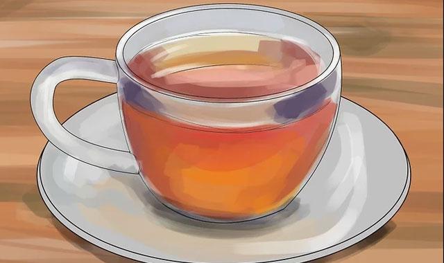 از بین بردن بوی بد دهان با چای