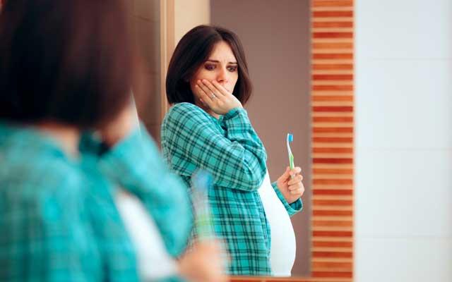 دندان درد در بارداری: دلایل و درمان