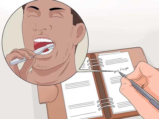 مسواک زدن بطور مناسب برای جلوگیری از پوسیدگی دندان